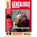 Abonnement généalogie Magazine 2 ans - France métropolitaine
