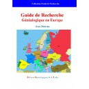 Guide de Recherche Généalogique en Europe
