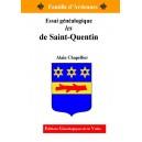 Essai généalogique les de Saint-Quentin