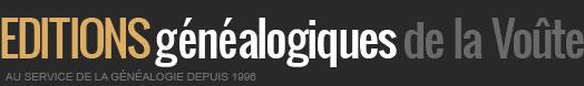Editions genealogiques de la Voute